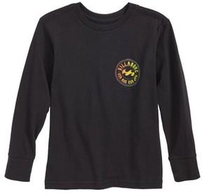 Billabong Boy's Flip Wave Long Sleeve Graphic T-Shirt