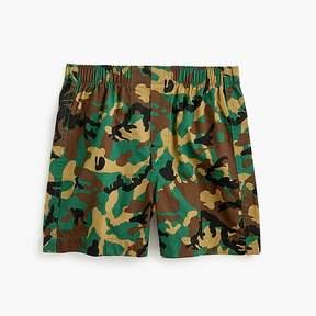 J.Crew Boys' camo-print boxers