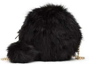 Asstd National Brand Furry Crossbody Bag