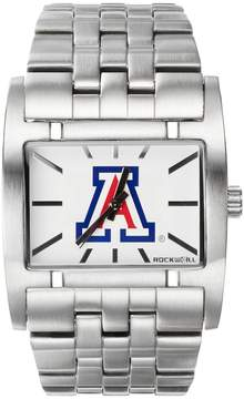 Rockwell Kohl's Arizona Wildcats Apostle Stainless Steel Watch - Men