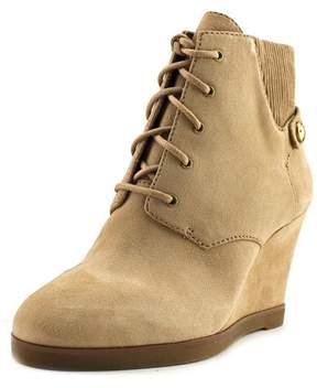 Michael Kors Michael Carrigan Wedge Womens Boots