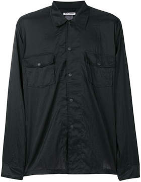 Our Legacy shimmer chest pocket shirt