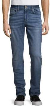 Joe's Jeans Slim-Fit Textured Jeans