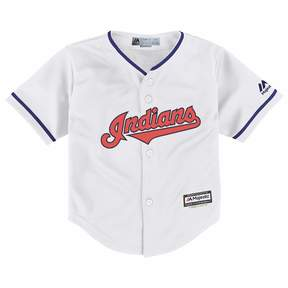 Majestic Baby Cleveland Indians Cool Base Replica Jersey