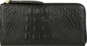 Scully Embossed Croco Wallet 5008 (Women's)