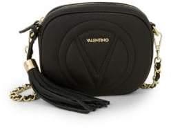 Mario Valentino Nini Leather Crossbody Bag