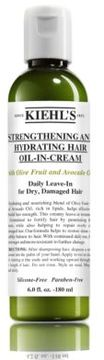 Kiehl's Since Strengthening and Hydrating Hair Oil-in-Cream/6 oz.