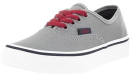 Vans Kids Authentic (pop) Skate Shoe.