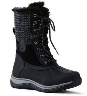 Lands' End Lands'end Women's Avalanche Snow Boots