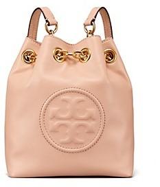 Tory Burch Fleming Mini Backpack - NEW MINK - STYLE
