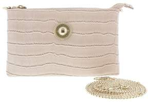 Versace EE3VRBPO3 Powder Pink Crossbody Bag