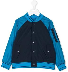 Little Marc Jacobs buttoned bomber jacket