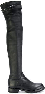 Ermanno Scervino over the knee boots