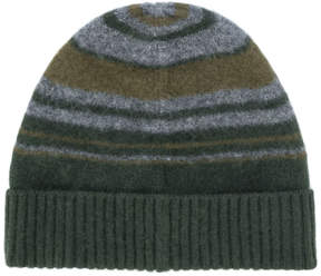 Drumohr striped knit hat