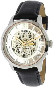 Fossil Townsman ME3041 Silver Dial Watch