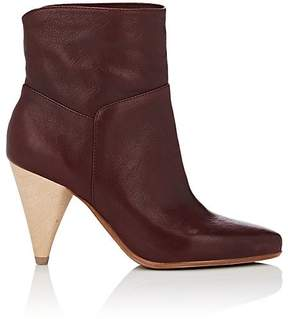 Derek Lam 10 Crosby WOMEN'S DANNIE LEATHER ANKLE BOOTS