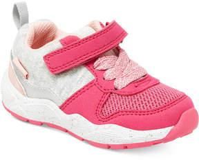 Carter's Hog Athletic Sneakers, Toddler & Little Girls (4.5-3)