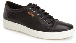 Ecco Men's Soft Vii Lace-Up Sneaker