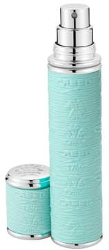 Creed Turquoise Leather With Silver Trim Pocket Atomizer