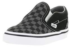 Vans Toddler Classic Slip-on Skate Shoe.