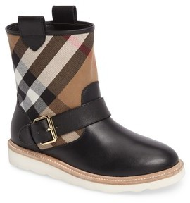 Burberry Toddler Girl's Newberry Bootie