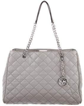 MICHAEL Michael Kors Susannah Quilted Tote