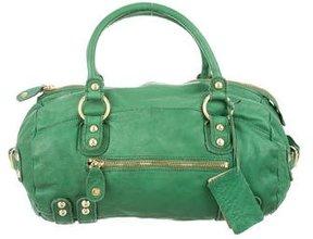 Linea Pelle Leather Handle Bag