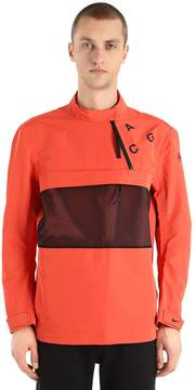 Nike Acg Pullover Shell Jacket