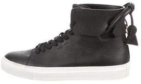 Buscemi 125MM Leather Sneakers
