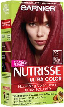 Garnier Nutrisse Ultra Color Permanent Haircolor R3 Light Intense Auburn