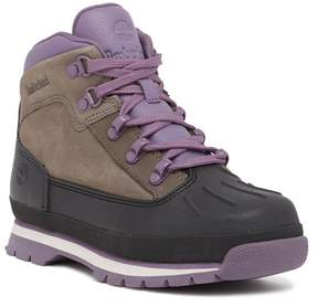 Timberland Euro Hiker Shell Toe Boot (Little Kid)