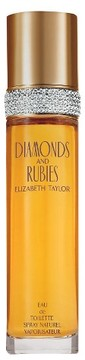 Elizabeth Taylor Diamonds and Rubies by Eau de Parfum Women's Spray Perfume - .5 fl oz