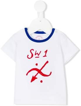 Burberry SW1 print T-shirt