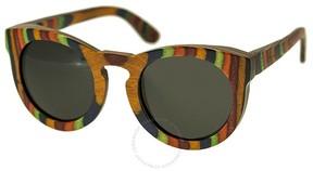 Spectrum Kekai Wood Sunglasses