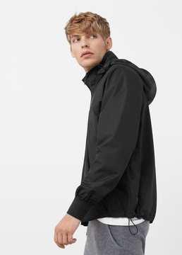 Mango Outlet Technical fabric jacket