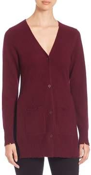 RtA Women's Long Sleeve Cashmere Sweater