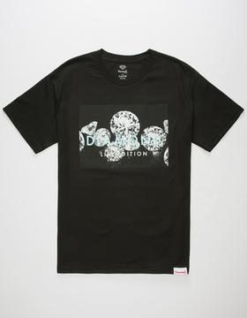 Diamond Supply Co. Typeset Gems Mens T-Shirt