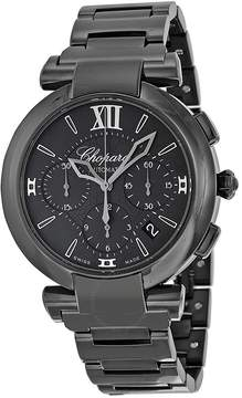 Chopard Imperiale Automatic Chronograph Black Dial Men's Watch
