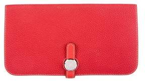 Hermes Dogon Long Wallet - RED - STYLE