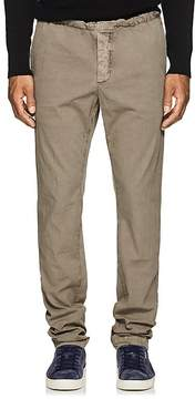 James Perse MEN'S COTTON SEERSUCKER PANTS