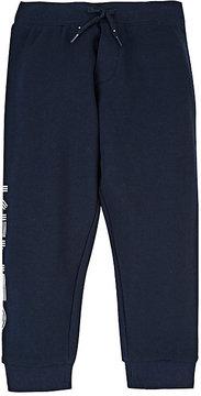 Kenzo Kids' Logo Cotton French Terry Sweatpants