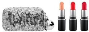 M·A·C MAC Snow Ball Warm Mini Lipstick Kit - Warm