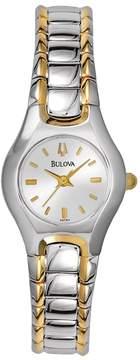 Bulova Women's Two Tone Stainless Steel Watch - 98T84K