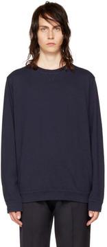 A.P.C. Navy Hike Sweatshirt