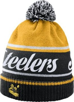 Nike Historic (NFL Steelers) Knit Hat