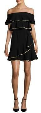 WAYF Layered Mini Dress