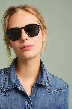 Anthropologie Pensacola Round Sunglasses