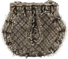 Alberta Ferretti Grey Cloth Handbag