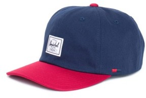 Herschel Men's 'Albert' Ball Cap - Blue