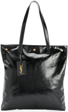 Saint Laurent Noe shopper tote - BLACK - STYLE